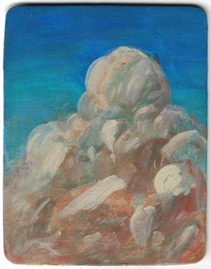 Cloud Study by William T. Ayton
